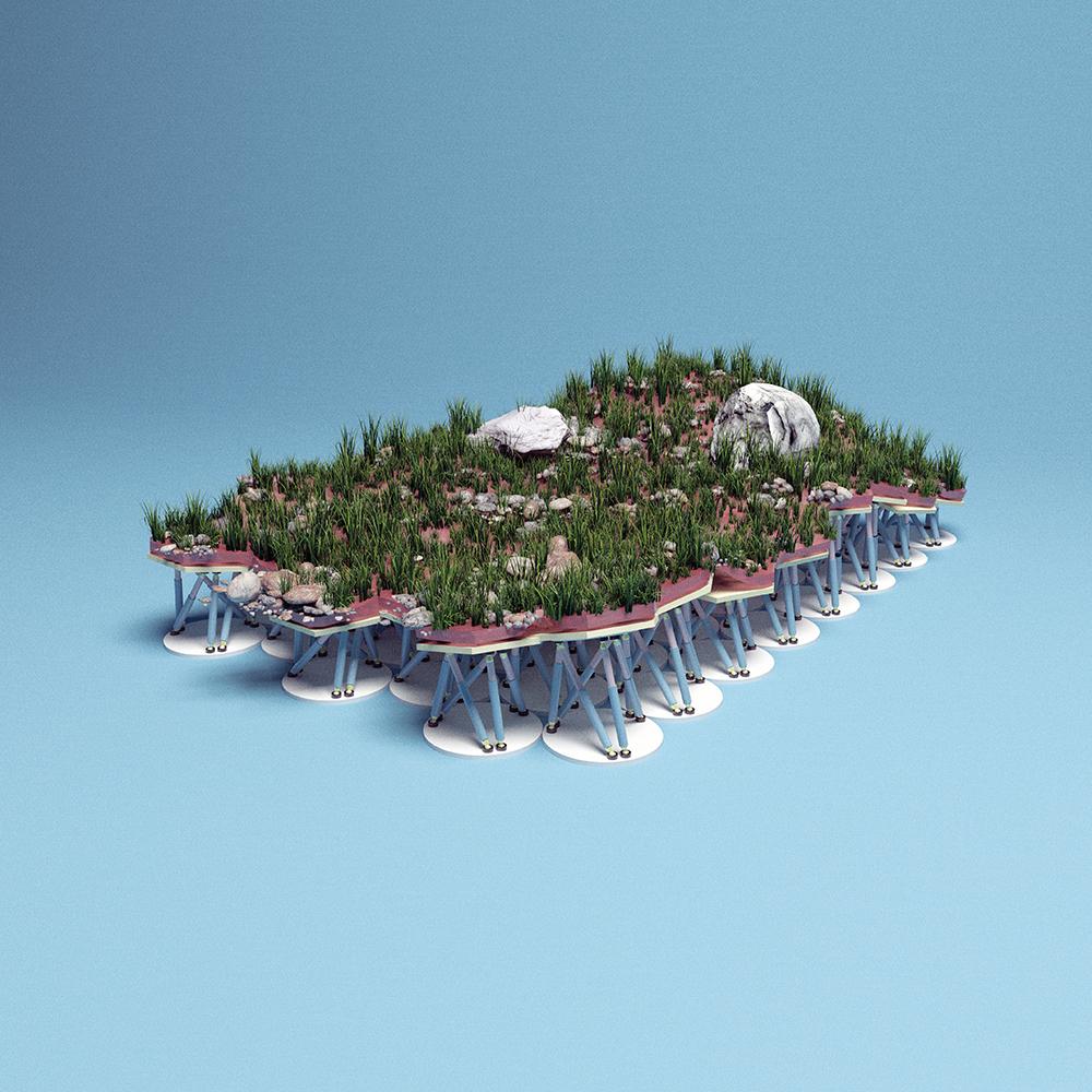 Artificial Landscape Generation