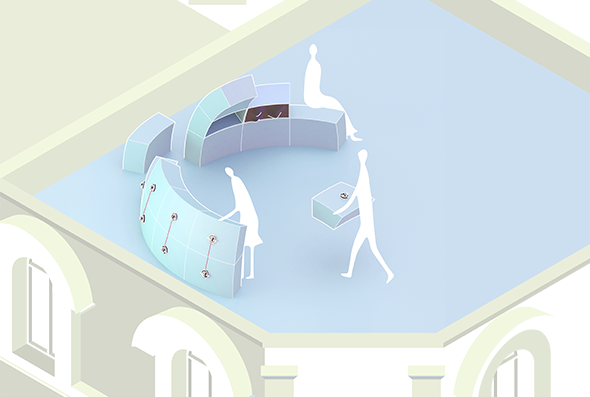 Isometric Self Assembly